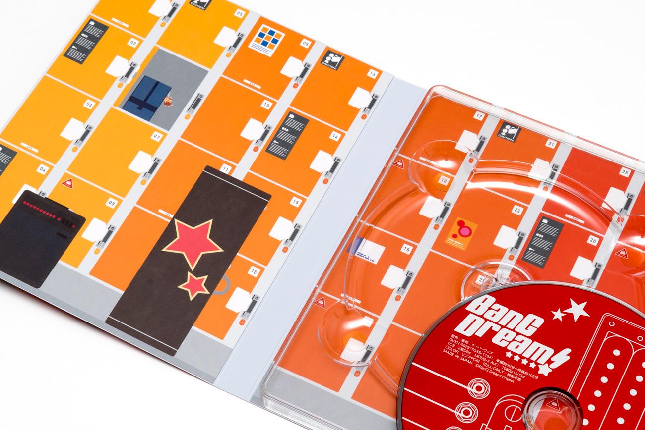 『BanG Dream! バンドリ!』Blu-ray第1巻