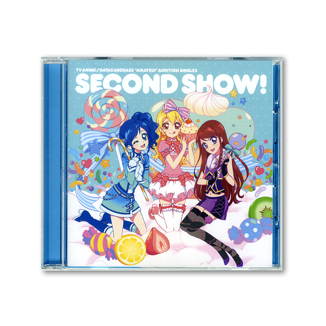 『Second Show!』STAR☆ANIS