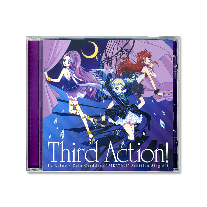 『Third Action!』STAR☆ANIS