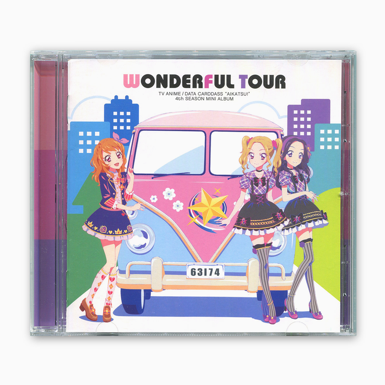 『WONDERFUL TOUR』AIKATSU☆STARS!