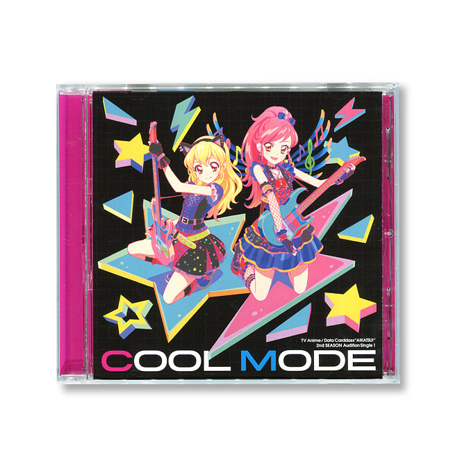 『COOL MODE』STAR☆ANIS
