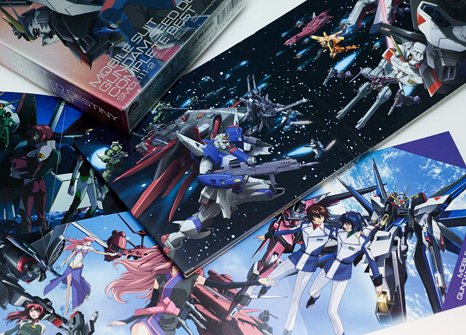 Seed destiny complete best works chproduction inc for The apartment design your destiny episode 1